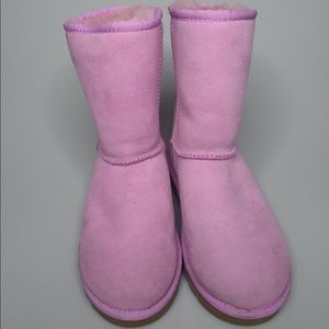 Pink KIDS UGGS classic